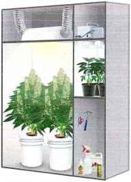 Grow Room Weed Small