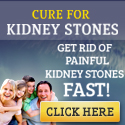 Cure For Kidney Stones - Are You Suffering From Kidney Stones?
