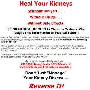 Kidney Problems Causes and Treatments