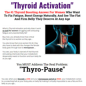 The Natural Thyroid Diet