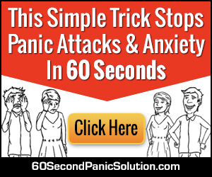 Panic Attacks Holistic Treatments