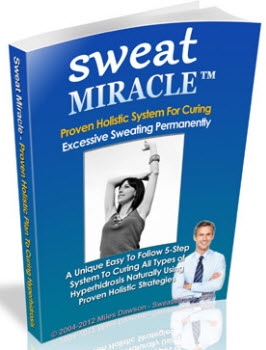 How To Get Rid of Excessive Sweating Naturally