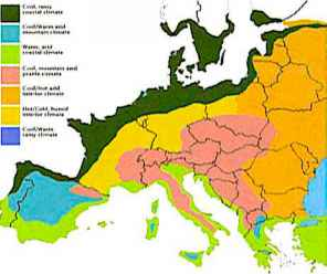 Climate - Horticuture - Drug Times on natural resource map of europe, regional map of europe, wales map of europe, world map of europe, ecological map of europe, biome map of europe, population density of europe, blank map of europe, physical map of europe, thematic map of europe, religion map of europe, map of western europe, soil map europe, home map of europe, altitude map of europe, map of languages in europe, climate map australia, climate map europe in 1914, maritime climate map europe, climate of north and south america,