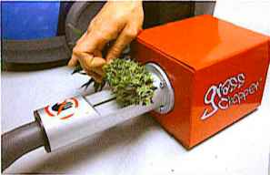 The Gr Chopper Is One Of Many New Medium Sized Bud Trimmers That Feature Vacuum Leaf Removal